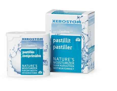 Xerostom-pastilles